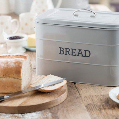 Panera METAL Acero pan ecológico sostenible ecoamazon natural reciclable
