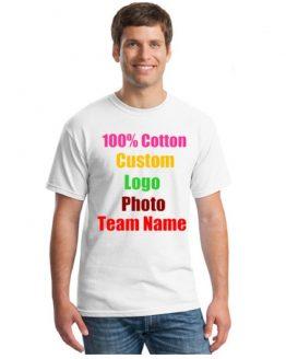 Camiseta ALGODÓN añade TU diseño camisa logo ingles ecológica fitslim btc moda customizable
